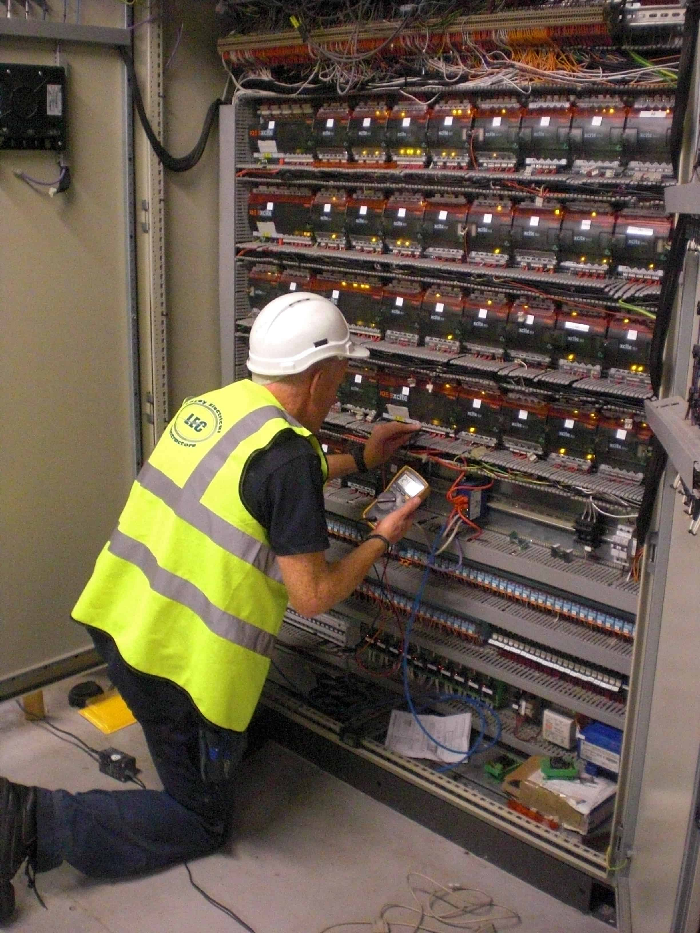 Electrical Maintenance Service Process Control Plc And What Is A Plant
